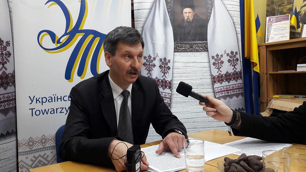 Dr Grzegorz Kuprianowicz