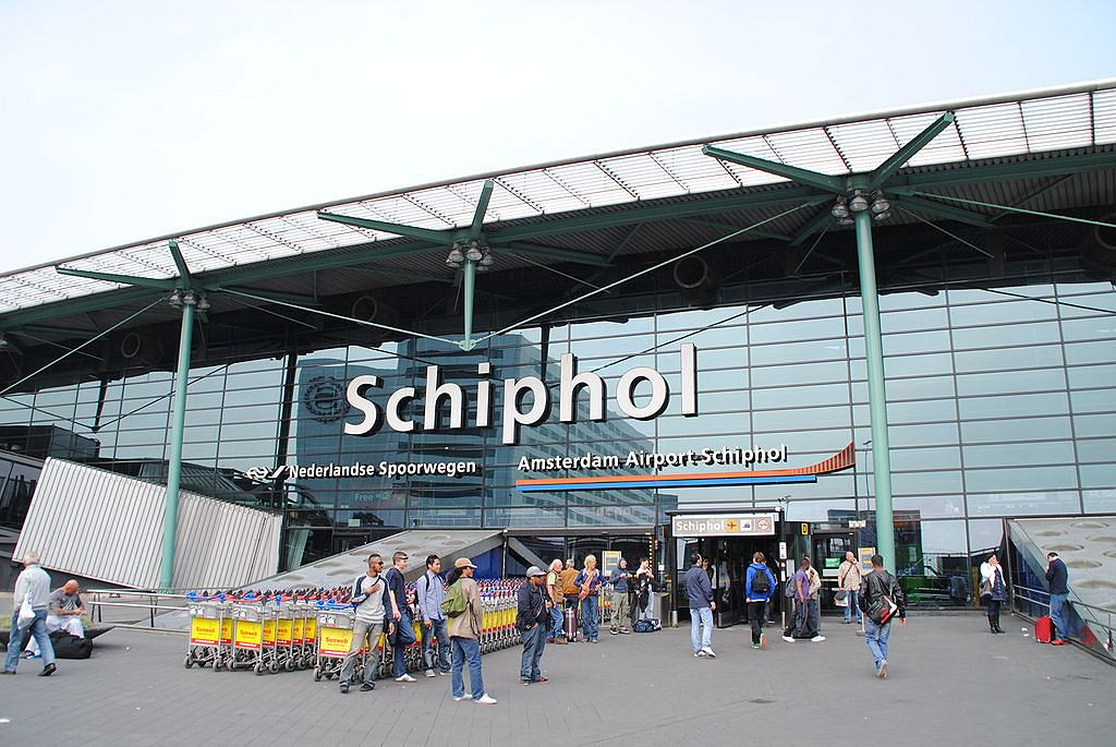 Lotnisko Schiphol