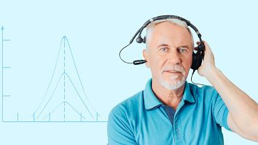 Badania słuchu wykonuje się u osób w każdym wieku