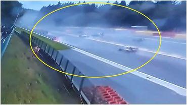 Accident în Formula 3 la Spa