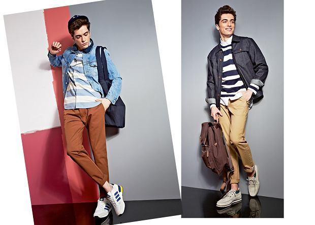 Przegląd modnych dżinsowych kurtek