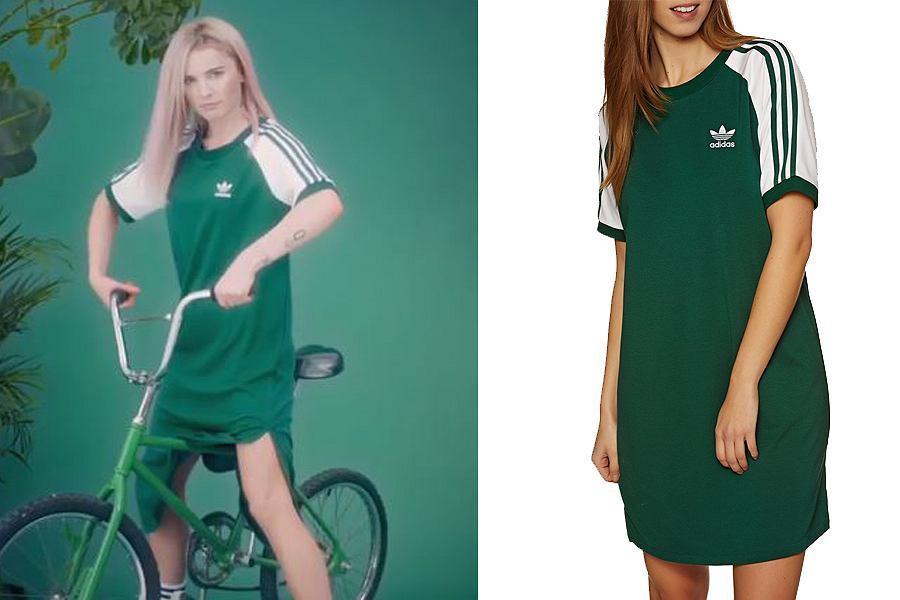 608e485081e3e1 Sportowe sukienki na wiosnę. Mamy model Maffashion! I dużo innych z Adidasa  czy... Orsaya