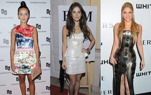 Monika Brodka, Weronika Rosati, Shakira