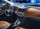 Cruze II | Chevrolet pokazuje wnętrze