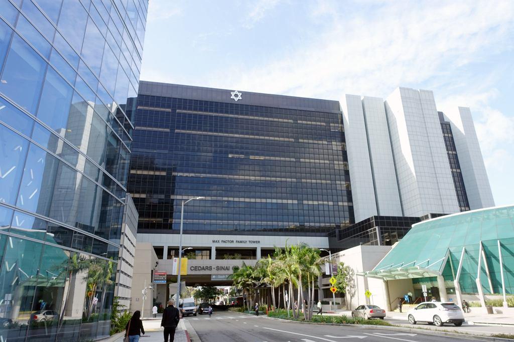 Cedars-Sinai Medical Center w Los Angeles