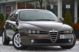 Alfa Romeo 159 - samochody używane