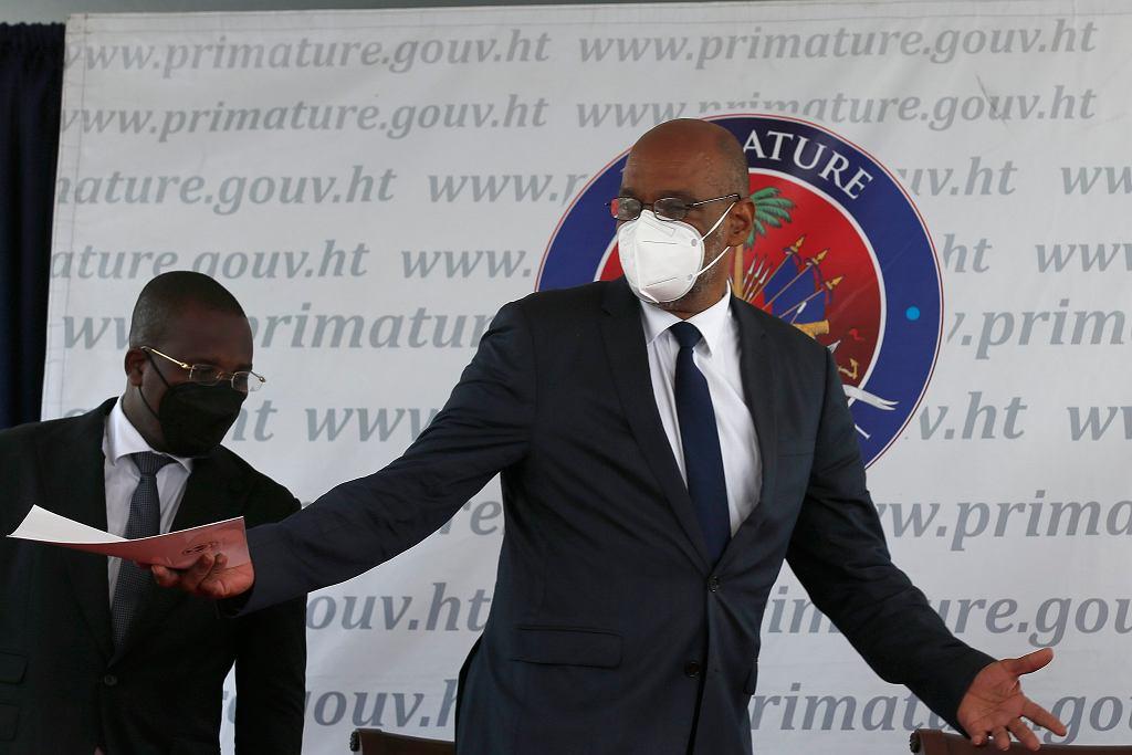 Premier Haiti, Ariel Henry