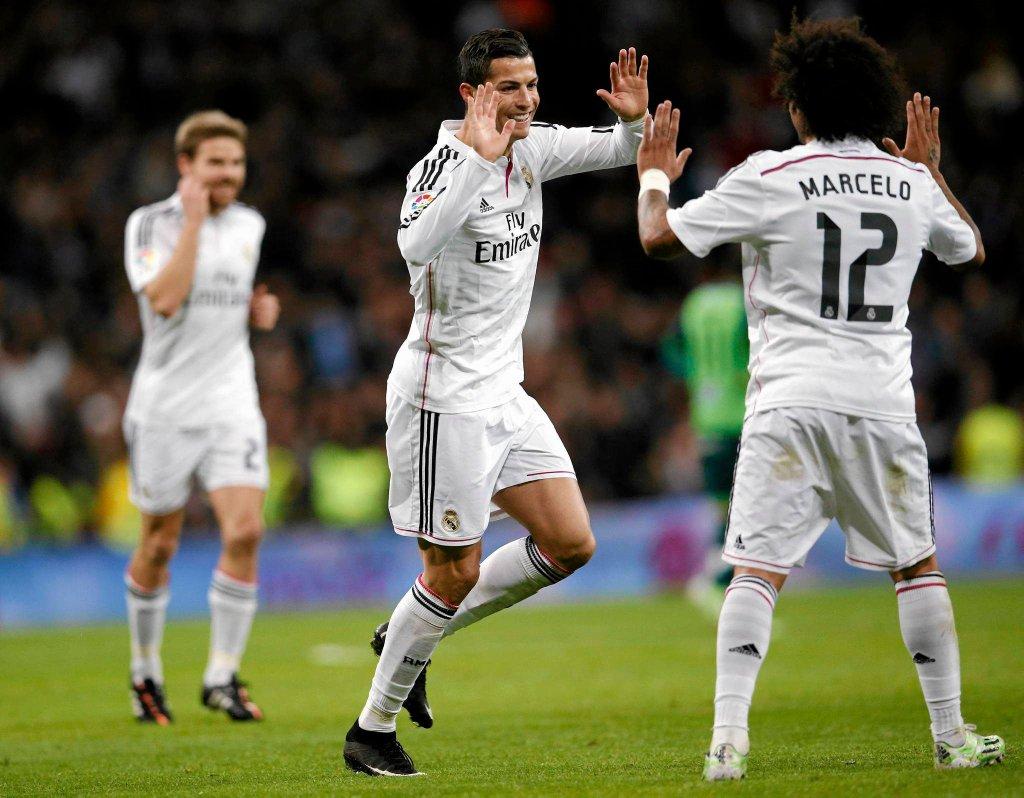 Primera Division. Real - Celta 3:0