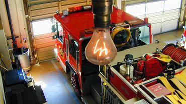 'Centennial light', 'Stuletnie światełko' - słynna żarówka z kalifornijskiego miasteczka Livermoore świeci od 1901 roku