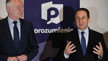 Jarosław Gowin i Andrzej Gut - Mostowy