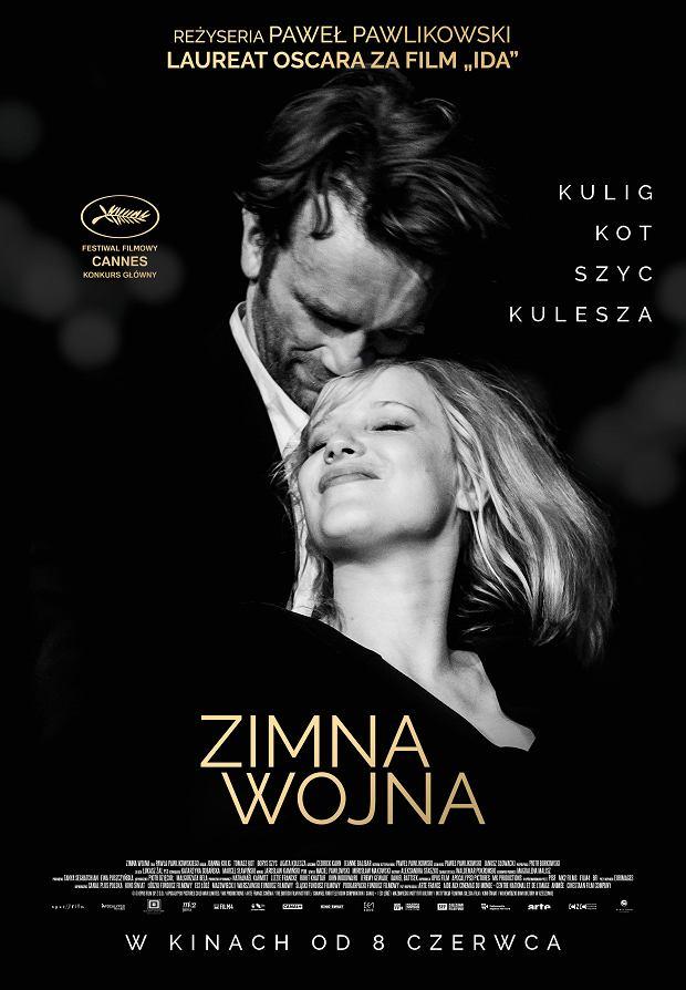 Cannes 2018: Zimna wojna - oficjalny plakat