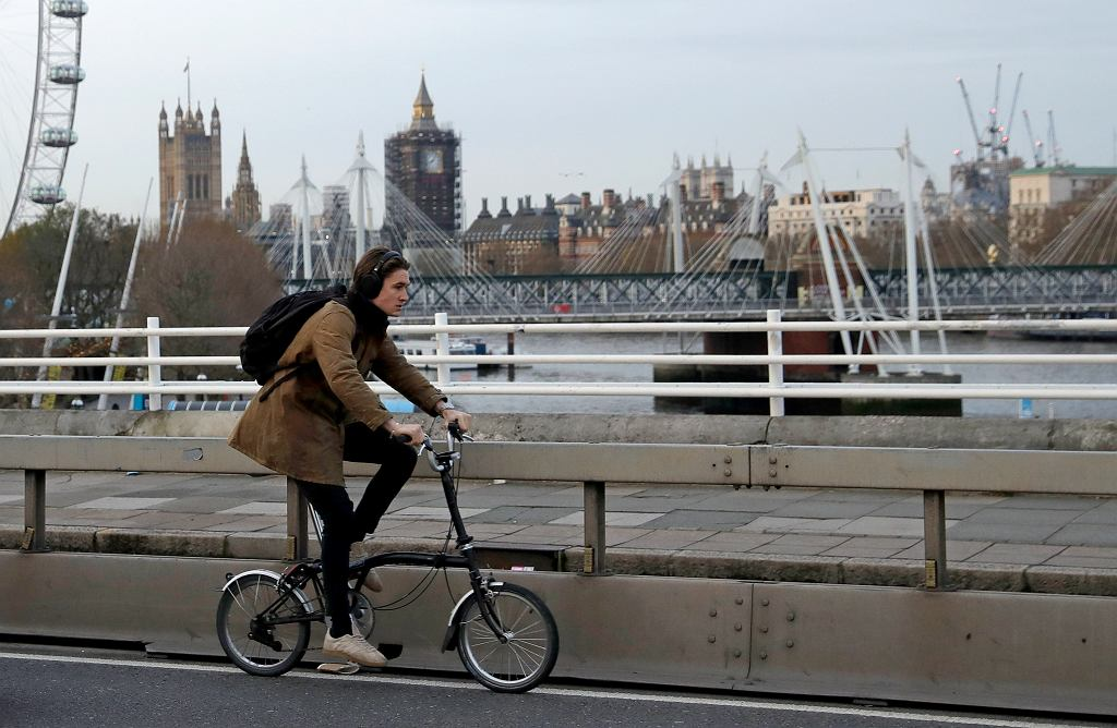 Wielka Brytania, Londyn.