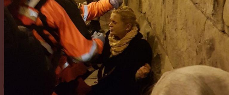 Nie będzie śledztwa ws. policjanta, który użył gazu wobec Barbary Nowackiej