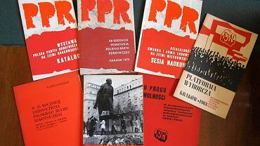 Archiwa PZPR - broszury propagandowe