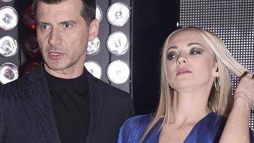 Tomasz Kammel i Barbara Kurdej-Szatan