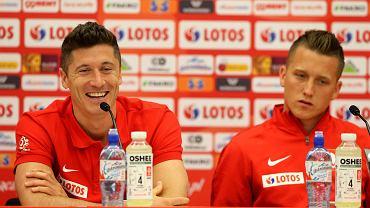 Tak Lewandowski wsparł załamanego Zielińskiego po fatalnym meczu.