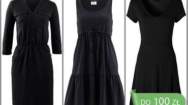 Mała czarna - sukienka idealna