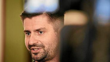 Wybory do europarlamentu 2019. Krzysztof Śmiszek ma być jedynką w okręgu dolnośląsko-opolskim