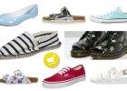 10 rodzajów butów które sprawdzą się na festiwalu a nie są to glany i kalosze!