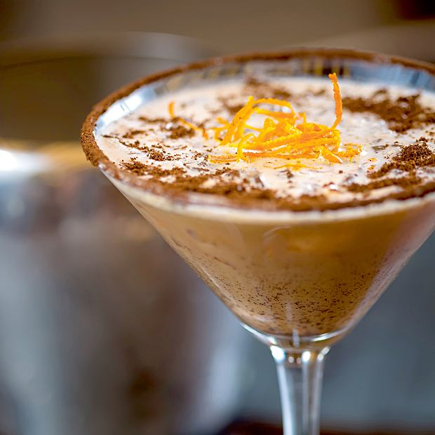 czekoladowe martini