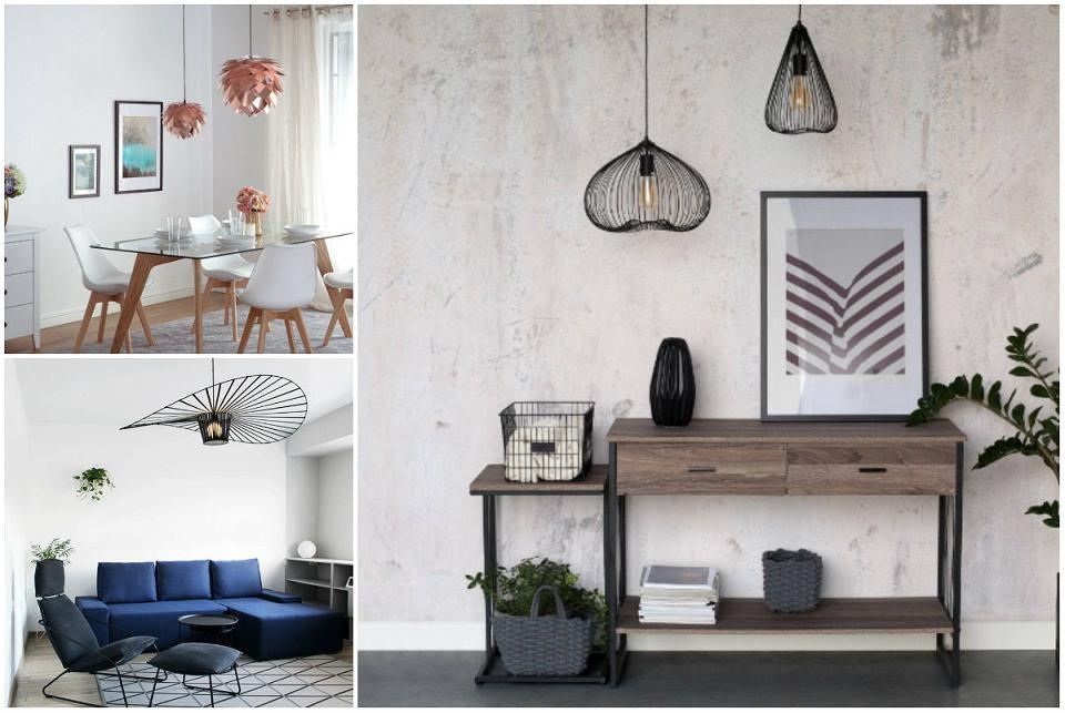Modne lampy do mieszkania - wybór redakcji.