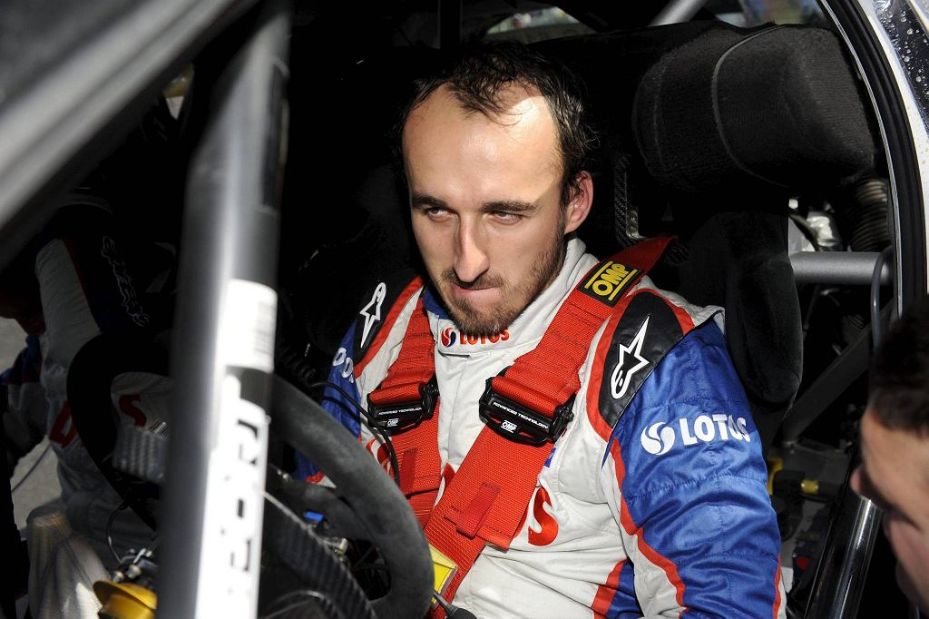 Robert Kubica (Citroen DS3 RRC)