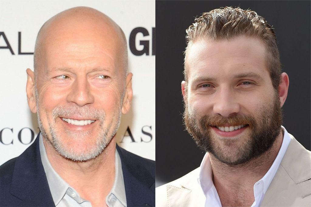 Bruce Willis, Jay Courtney