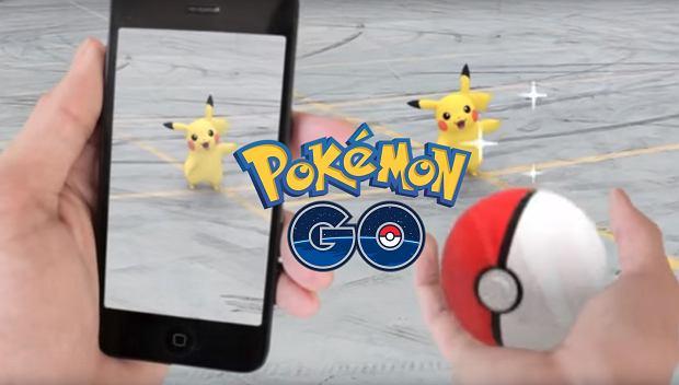 Gra Pokémon GO robi furorę i winduje cenę akcji Nintendo