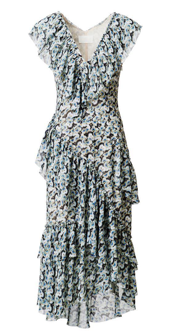 Sukienka z kolekcji H&M Conscious Exclusive 2019