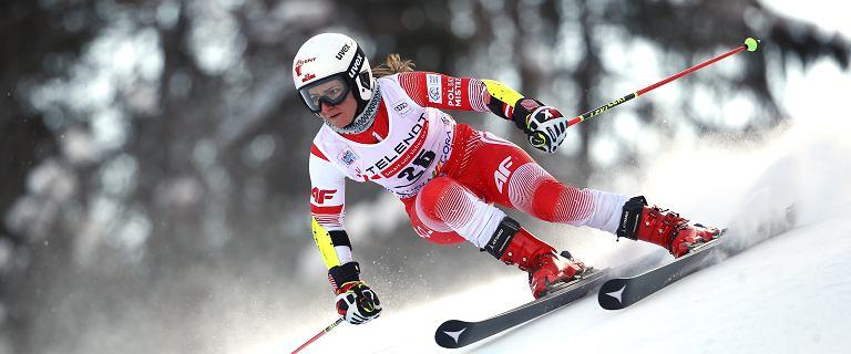 Maryna Gąsienica-Daniel znów błyszczy w Pucharze Świata. Co za przejazd i awans