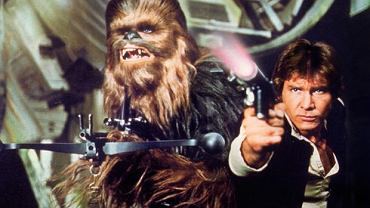 Star Wars - Han Solo i  Chewbacca