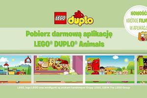 Aplikacja LEGO DUPLO Animals