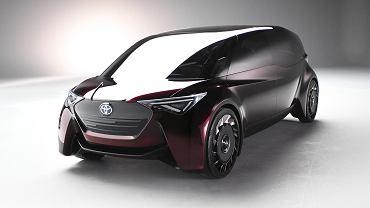Wodorowa Toyota Fine-Comfort Ride