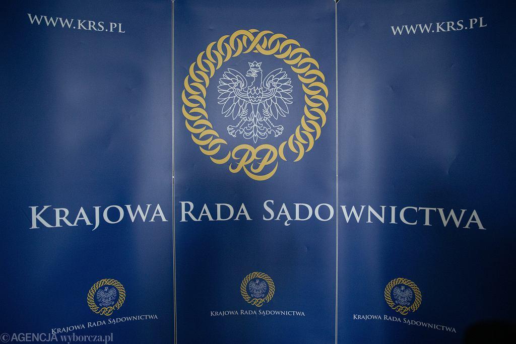 Krajowa Rada Sądownictwa. Warszawa, ul. Rakowiecka 30