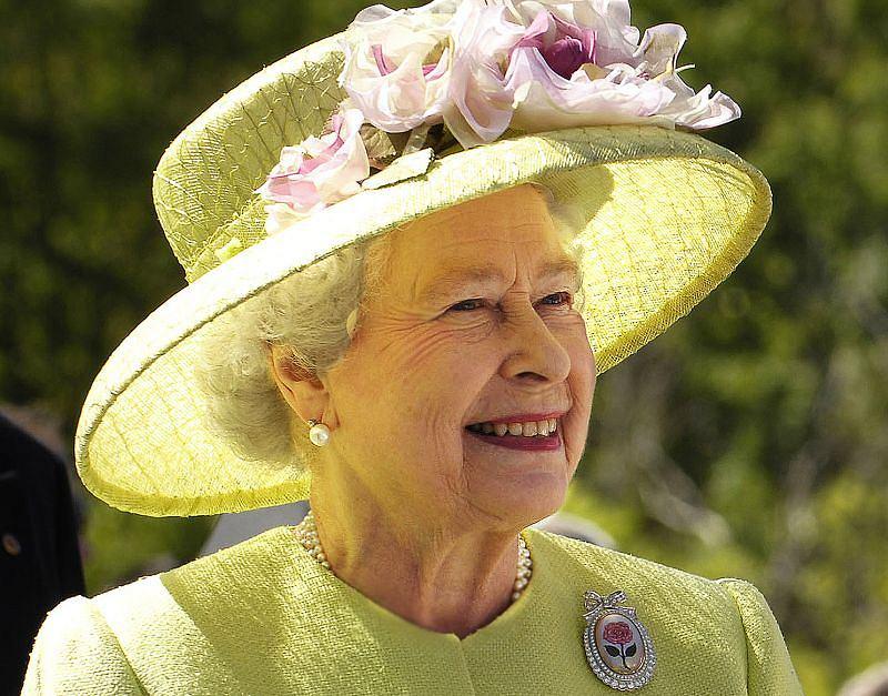 Królowa Elzbieta II