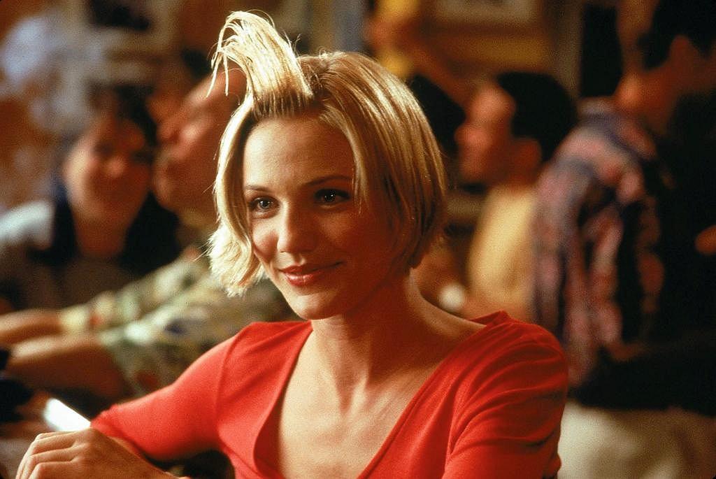 Kadr z filmu 'Sposób na blondynkę'