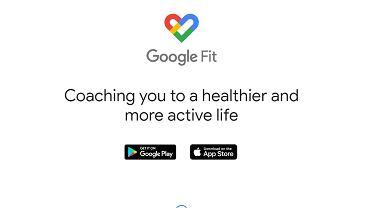 Google Fit teraz również dla iOS