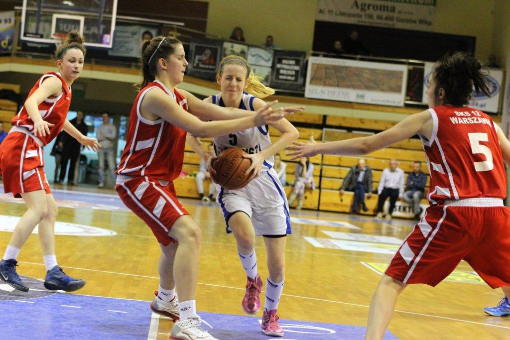 Koszykarski ćwierćfinał mistrzostw Polski U-18 w Gorzowie