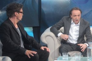 Kuba Wojewódzki i Michel Moran