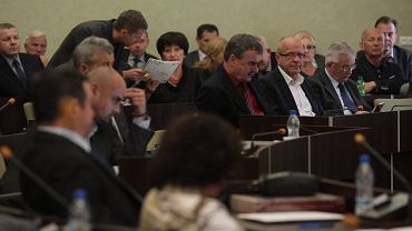 Kielce, sesja rady miasta