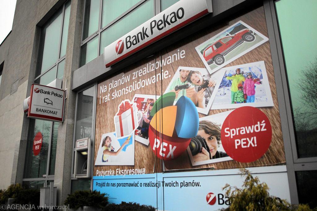 Bank Pekao SA - placówka w Warszawie