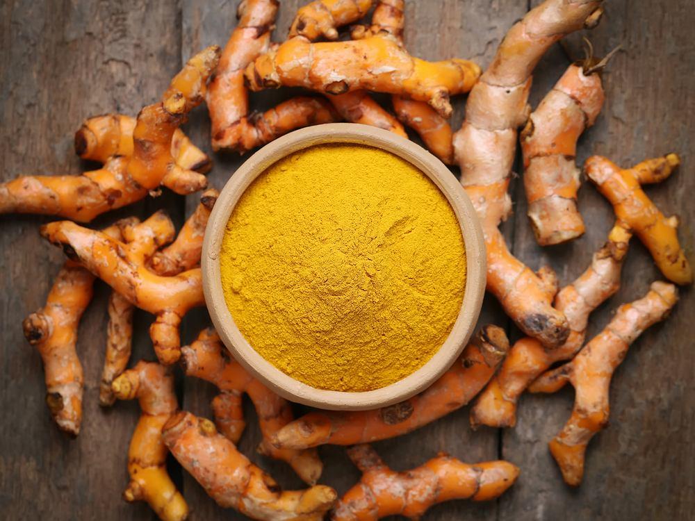 Kurkuma to przyprawa charakterystyczna dla kuchni indyjskiej.