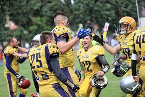 Futbol amerykański w niedzielę zdominuje stadion Odry Opole