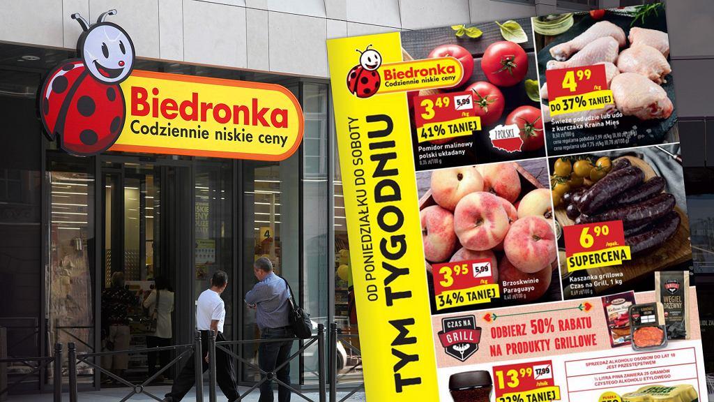 Gazetka Biedronka 13.08.2018