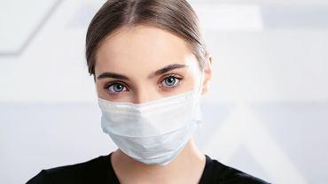 Makijaż pod maseczkę ochronną - poznaj kilka wskazówek