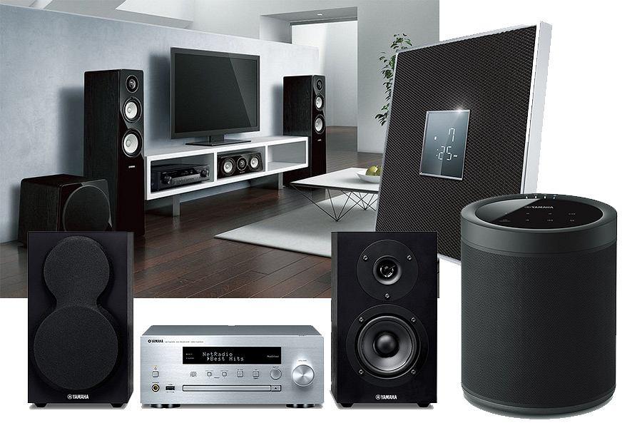 System multiroom Yamaha MusicCast