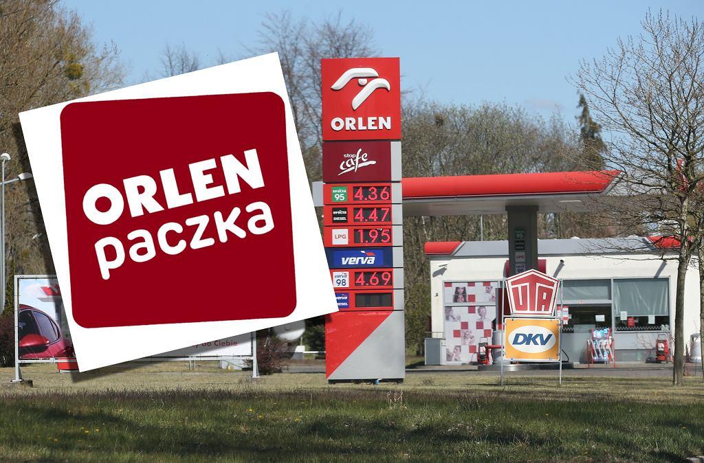 Orlen Paczka, logo zgłoszone do urzędu patentowego