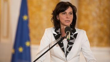 Ministerstwo Sprawiedliwości. Odchodzi Anna Dalkowska, będzie orzekać w Naczelnym Sądzie Administracyjnym