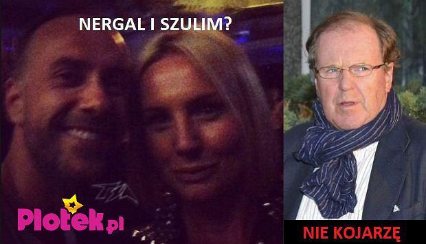 Agnieszka Szulim, Nergal