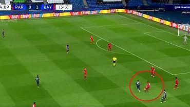 Efektowne zagrania, piętki i groźne kontrataki. Mecz PSG-Bayern pod tym względem nie zawiódł